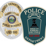 KCKPS PD badges