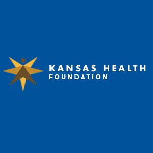 Kansas Health Foundation logo