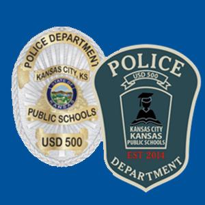 KCKPS PD logo